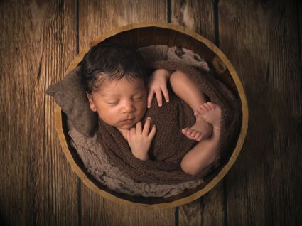 Sesiones De Fotografia De Recien Nacidos En Gran Canaria